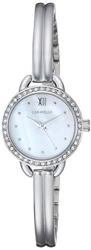 Caravelle progettato da Bulova Dress Watch (Modello: 43L213)