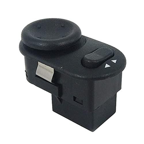 LICHONGUI 1pc Coche Fuera de la Vista Trasera Retrovisor Interruptor de Encendido Botón de Control para Opel Vaux-Hall Astra-G MK 1998-2005 9226861 Accesorios para automóviles ABS