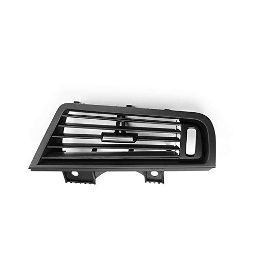 AIOFOGXC Vordere Zeile Wind Links in der rechten Klimaanlage Lüftungsgrill-Auslasstafel/Fit for BMW F10 / Fit for BMW F11 / Fit for BMW F18 5 Serie 2010-2017 (Color Name : Front Right)