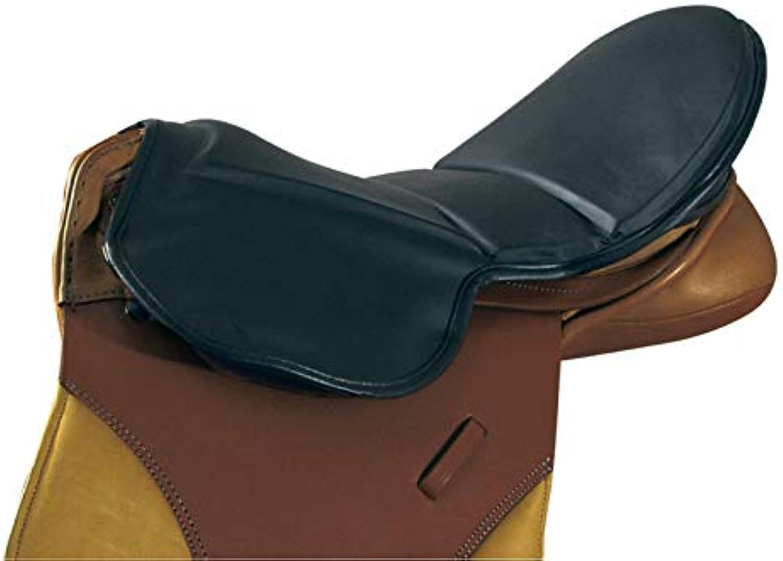 PFIFF 003000601 Saddle Cushion Gel Black