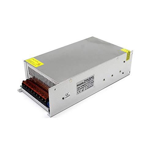 DC 12V 100A 1200W LED Fahren Netzteil Schaltnetzteil Die Industrielle Energieversorgung Transformator 110/220V AC to DC 12V 1200 Watt Stromversorgung