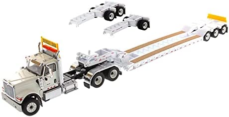 for DIECAST Industry No. 1 Masters International HX520 Cab Tandem w Large-scale sale Tractor Day