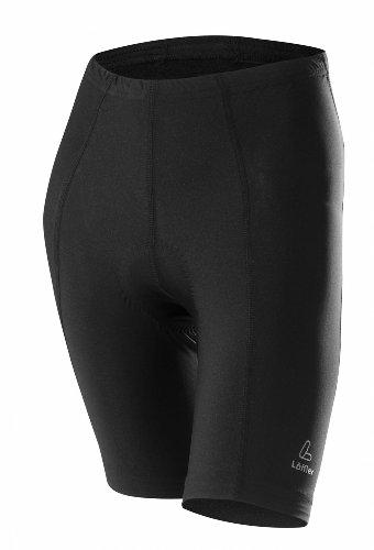 LÖFFLER Damen-Trägerhose, elastisch, Schwarz, Größe 42   L 2019