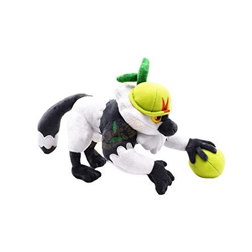 stogiit Pc Elf Werfen Monkey Plüsch Puppe Monkey Fighting Monkey Baseball Doll Toy 20Cm