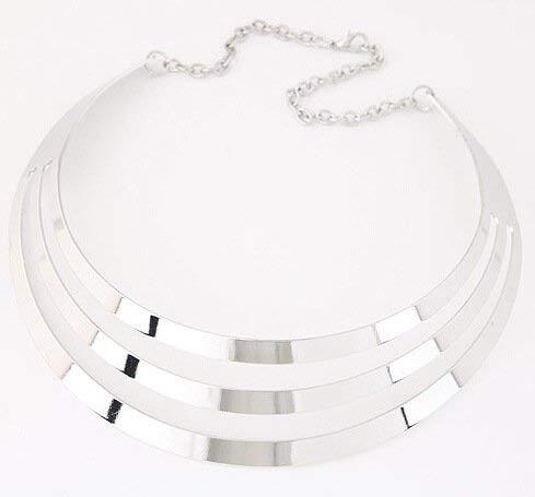 Europese en Amerikaanse Mode Sieraden- Ketting Verklaring Kettingen Choker Grove Verklaring Goud Sieraden Vrouw Cadeau, Thumby Collier Femme