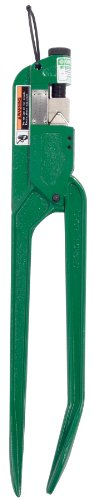 """Dieless Crimper,8 to 4/0 AWG,22-3/8"""" L"""