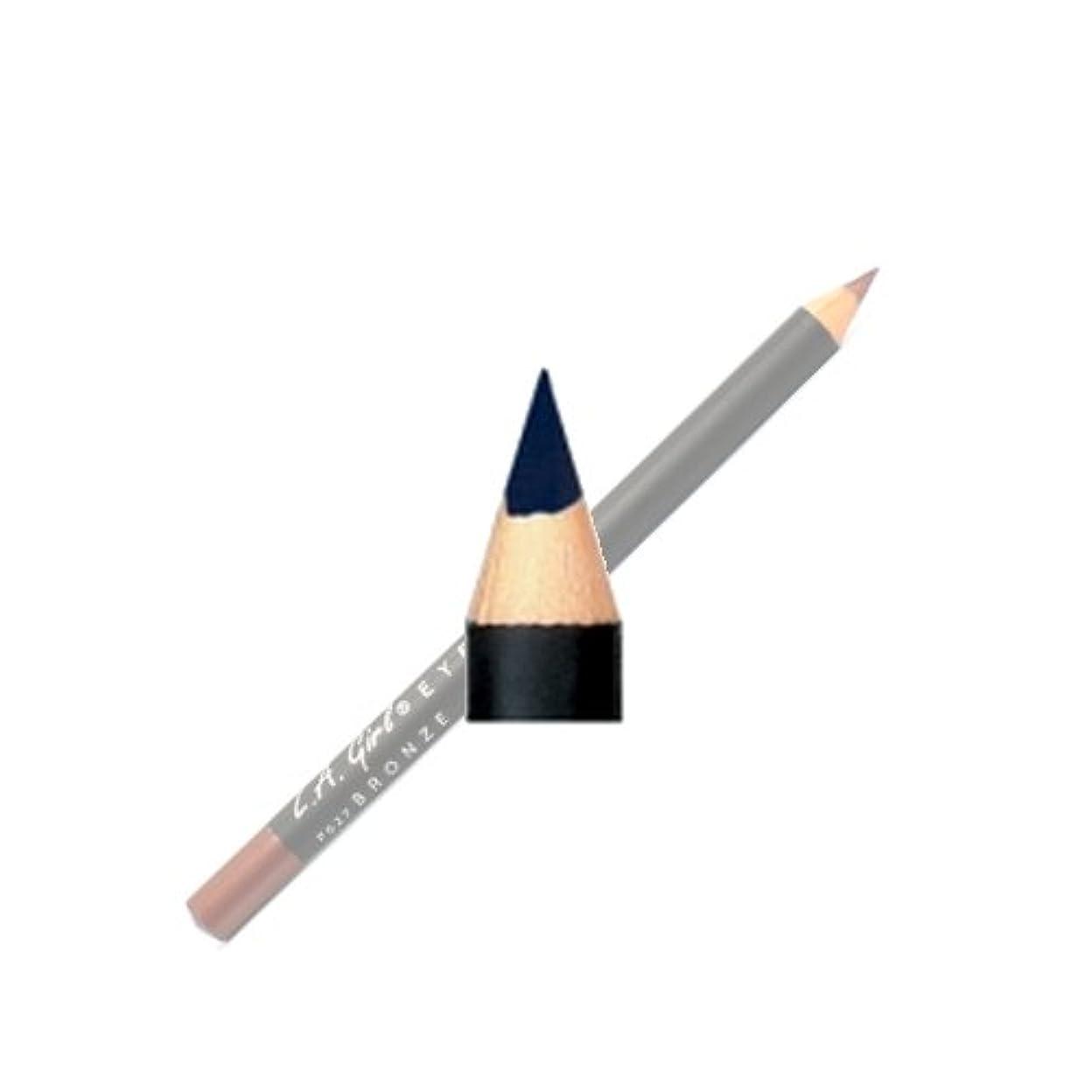 戻すヘビーパッケージ(3 Pack) LA GIRL Eyeliner Pencil - Navy (並行輸入品)