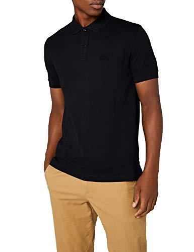 BOSS Herren Piro Poloshirt, Schwarz (Black 1), X-Large