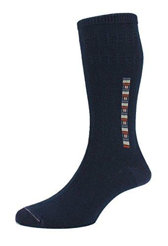 HDUK Mens Socks Herren Socken Mehrfarbig Mehrfarbig Gr. Marineblau, Mehrfarbig - UK 11-13 Eur 45-47