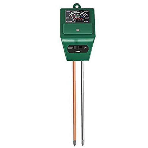 Tensiomètre de sol - Hydromètre pour le jardin et l'agriculture - Pas de piles nécessaire