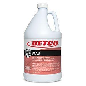 Mad- Mild Acid Detergent. Floor Neutralizer 4/1 Gallons