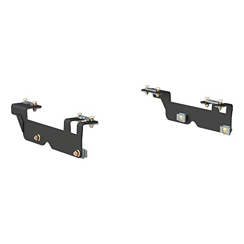 CURT 16442 5th Wheel Installation Brackets, Select Ford F-150, Except Police Responder