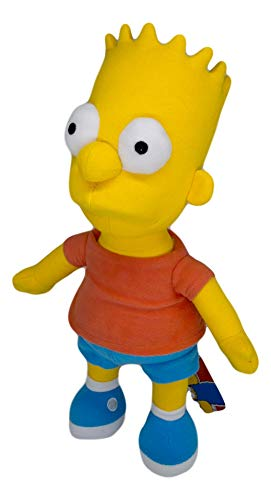 The Simpsons Bart Simpson Stuffed Plush Toy Gift Fans 14'