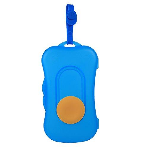 Zerodis baby vochtige doekjes zijdepapier handdoek doos wet tissue case voor outdoor reis draagbaar