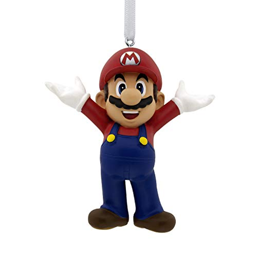 Hallmark Christmas Ornaments, Nintendo Super Mario Ornament