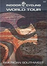 Virtual Active Indoor Cycling Group World Tour American Southwest DVD- Region 0 Worldwide by Johnny Pearman