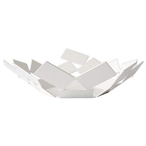 Alessi MT01 W - Cesta, color blanco