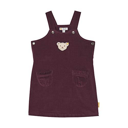 Steiff Mädchen Kleid , Violett  (HORTENSIA 7021) , 104 (Herstellergröße:104)