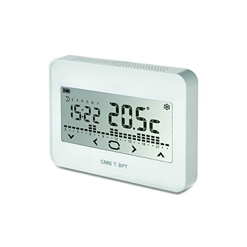 CAME 845AA-0060 TH/550 WH WIFI CRONOTERMOSTATO SMART TOUCH-SCREEN