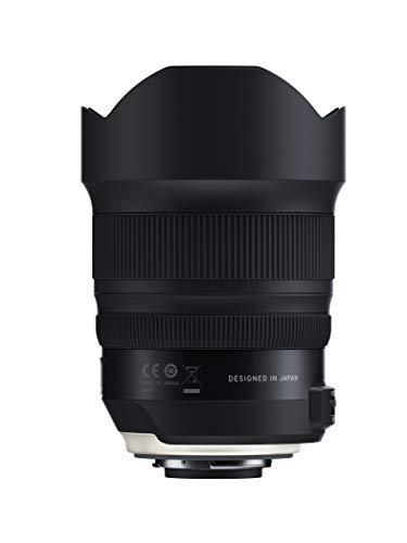 Tamron AFA041N700 SP 15-30mm F/2.8 Di VC USD G2 for Nikon Digital SLR Camera, Black