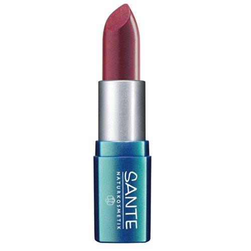 Sante Naturkosmetik Pure Colors Of Nature Lipstick Nr. 22 Soft Red Inhalt: 4,5g Lippenstift für tolle Farbe und gepflegte Lippen.
