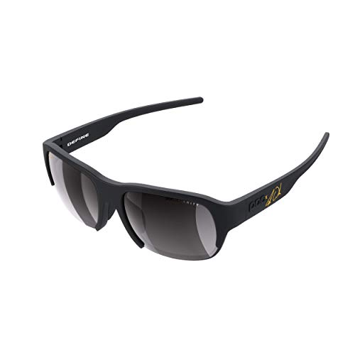 POC Define Fabio Ed. Gafas de sol deportivas, negro