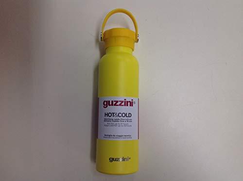 Guzzini Bottiglia da Viaggio Termica Mantiene Caldo Fino 8 Ore e Freddo...
