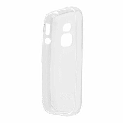 caseroxx TPU-Hülle für Doro 5030, Tasche (TPU-Hülle, weiß-transparent)