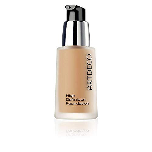 Artdeco Make-Up femme/woman, High Definition Foundation Nummer 24 Tan beige, 1er Pack (1 x 30 ml)