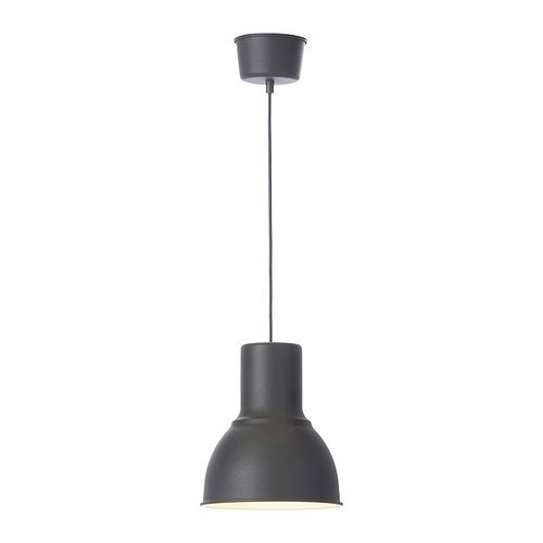 IKEA HEKTAR–Pendelleuchte–22cm