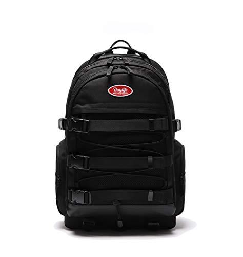 DAYLIFE デーライフ Signal Backpack シグナル バックパック 通学リュック [並行輸入品] (BLACK)
