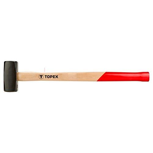 Martillo de cantero 8kg Topex 02A508