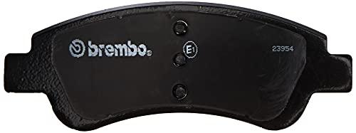 Brembo P 61 066 - Pastiglia Freno - Anteriore