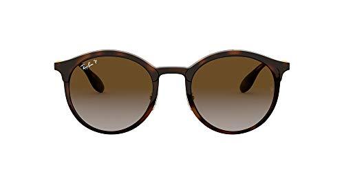Ray-Ban Junior 0RB4277F 710/T5 53 Gafas de sol, Light Havana, Unisex