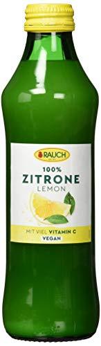 Rauch Culinary Zitronensaft 100% (12 x 0,25 l)