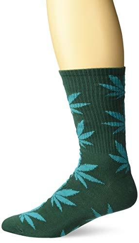 HUF Herren Plantlife Socken, Jade, Einheitsgröße