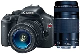 Best canon 75 300mm zoom test Reviews
