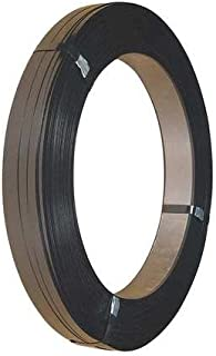 Steel Strapping, 23 mil, 5/8 In. W
