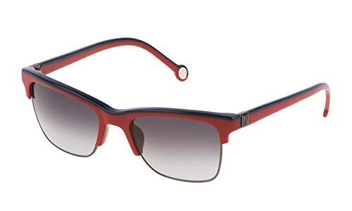 Carolina Herrera SHE6555306LT Gafas de sol, Rojo, 53 para Mujer