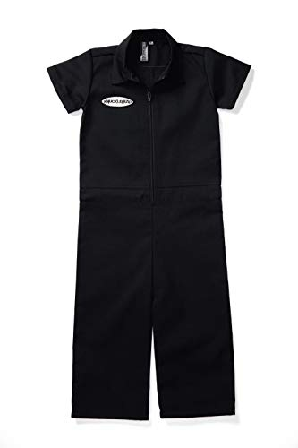 Born to Love Knuckleheads Infant and Baby Boy Grease Monkey Coveralls Black 3T - http://coolthings.us