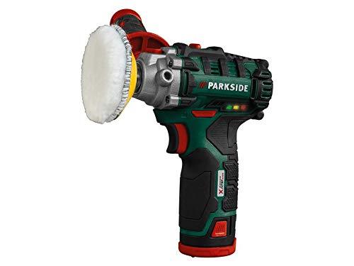 Lucidatore per riparazione batterie PARKSIDE® 12 V PAAP X12V (inclusa batteria, caricabatterie e accessori, nella custodia)