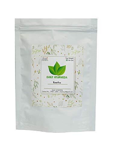 Anjani 100% Natural Reetha Powder For Hair Growth - 100 Grams