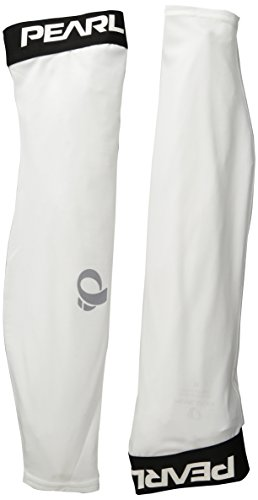 Pearl Izumi Elite Sun Sleeves - White, Small