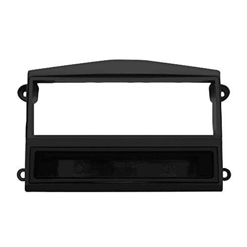 Feeldo stéréo de voiture radio Fascia plate Panel Cadre pour Proton Savvy 2006–2010 1DIN Tableau de bord d'installation kit de montage