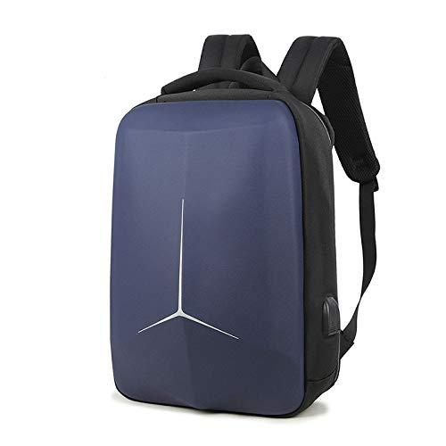 CMZ Rucksack Multifunktions-Anti-Diebstahl-Rucksack Einfache Laptoptasche Modische lässige wasserdichte Reisetasche