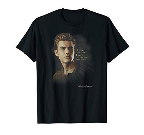 Vampire Diaries Stefan Forever T Shirt