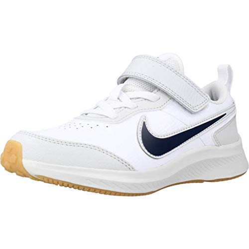 Nike Zapatillas Varsity para Niños Blanco 28 EU