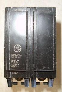 GE THLK2125 General Electric Plug in Circuit Feed Through Block 125 amp