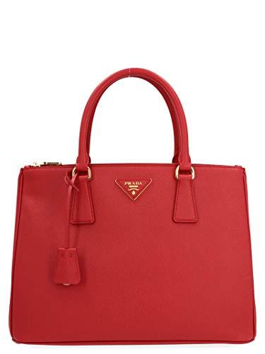 Prada Luxury Fashion Donna 1BA274VDOONZVF068Z Rosso Borsa Shopping   Autunno Inverno 19