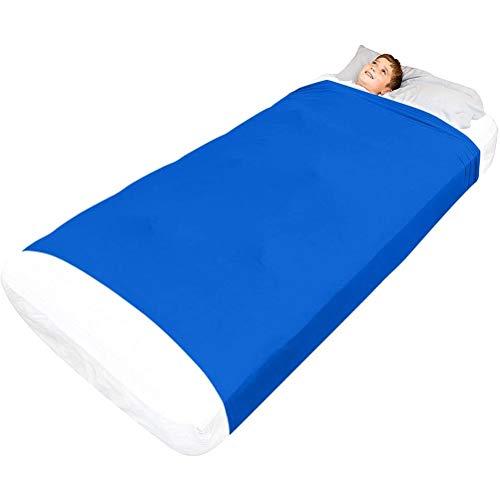 CHICTI Sensorischen Decke Sensory Kompressionsdecke Für Kinder Und Erwachsene Bequem Dehnbar Kühl Und Atmungsaktiv Und Bequemen Schlafen (Size : 98x147cm/39x58in)